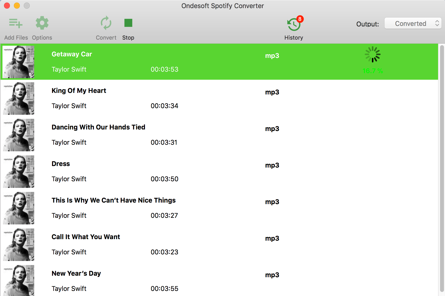 aplicacion para descargar musica de spotify mac